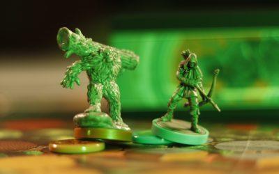 Robin des Bois vs Bigfoot – Dispo le 23 avril